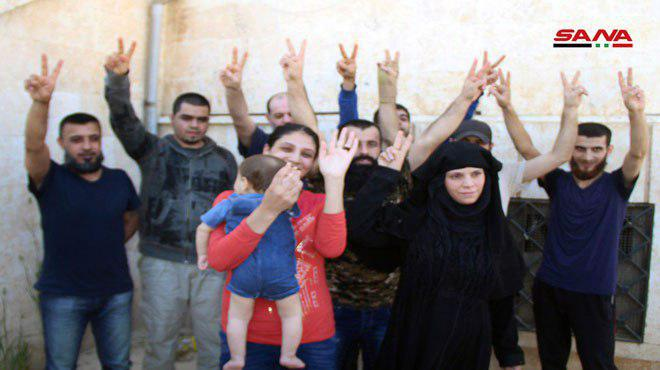 Damascus Swaps Prisoners With Hay'at Tahrir Al-Sham