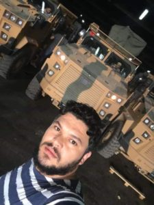 Turkey Delivers Dozens Of Armored Vehicles To GNA, Despite U.N. Arms embargo On Libya (Photos)