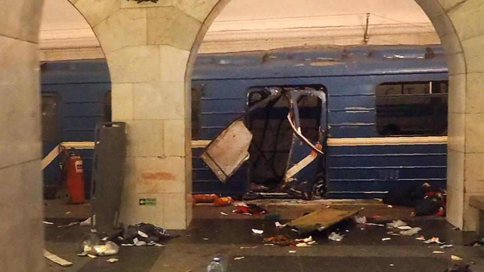 Investigators Reveal Phone Conversations Between Suicide Bomber And His Handler From 2017 St. Petersburg Attack