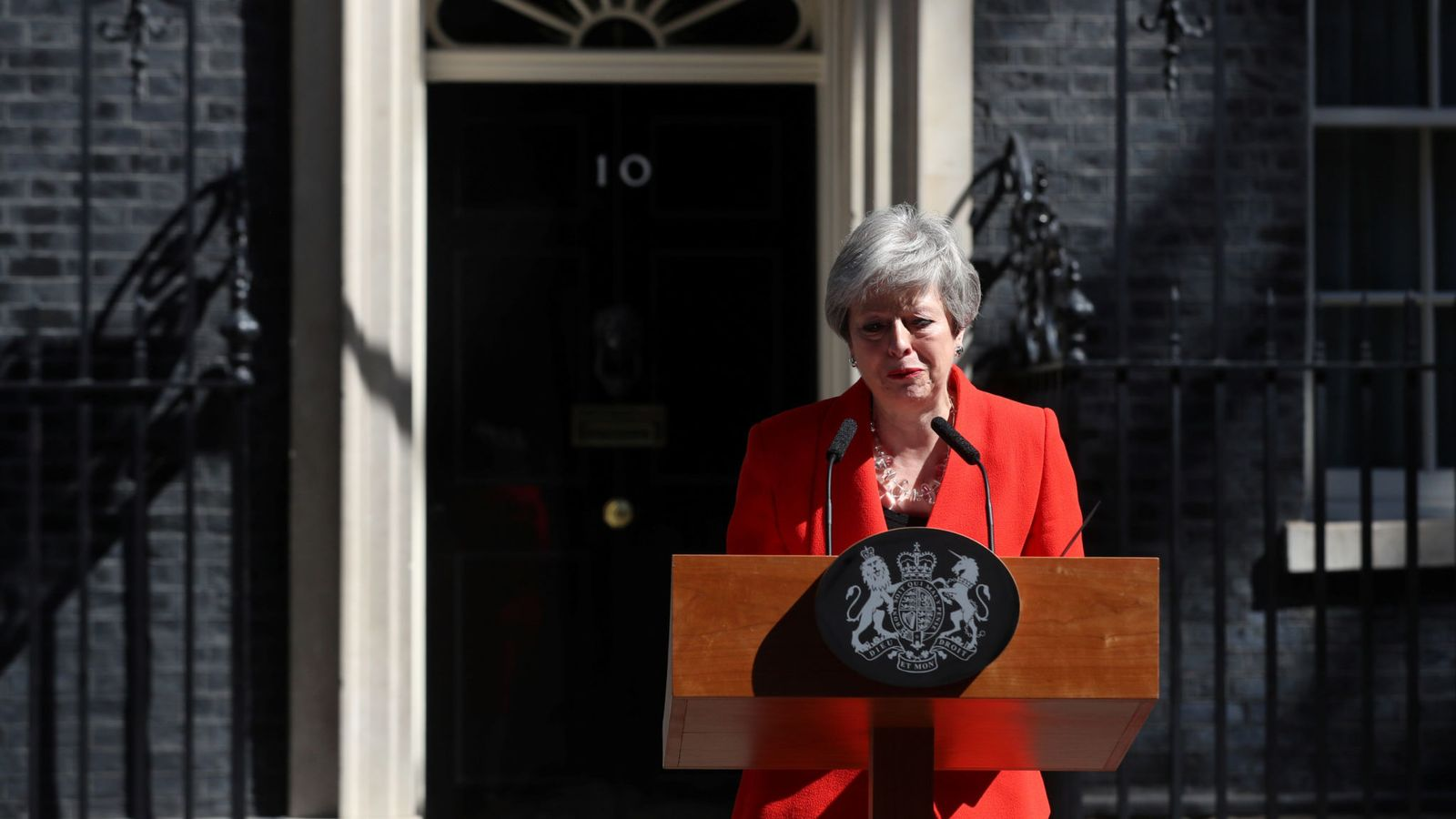 Theresa May Resigns As UK Prime Minister In Tearful Farewell