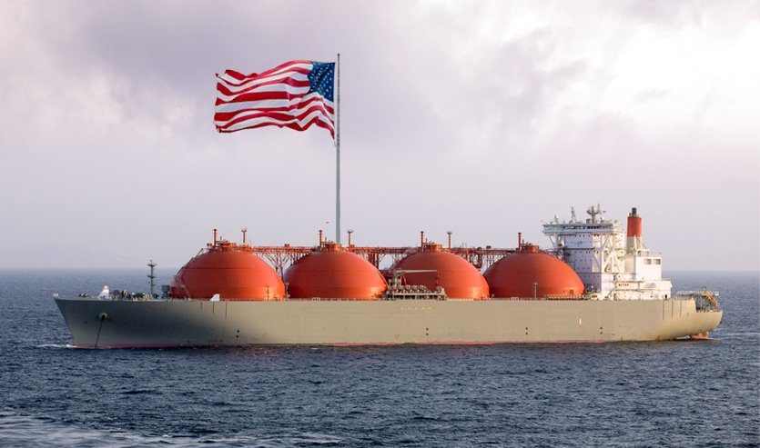 """US Department of Energy Now Calls LNG """"Freedom Gas"""""""