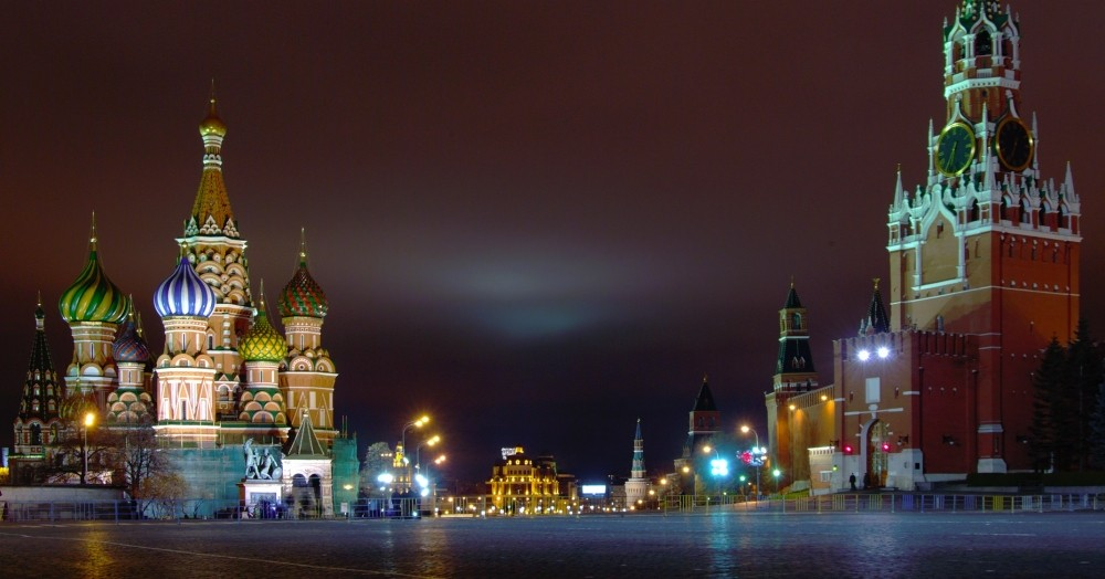 Russia's Covid Game Of Elites