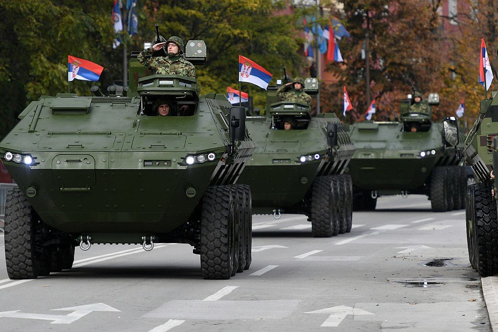 Serbia May Employ Military Option If Kosovo Forces Continue Attacks On Serbs: Deputy Prime Minister