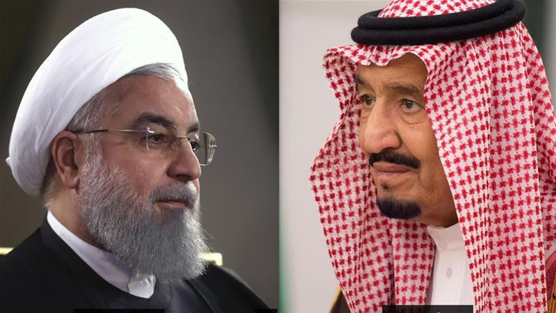 """Saudi King Urges Global Coalition To """"Use All Means To Stop Iran"""" At Emergency Summit"""