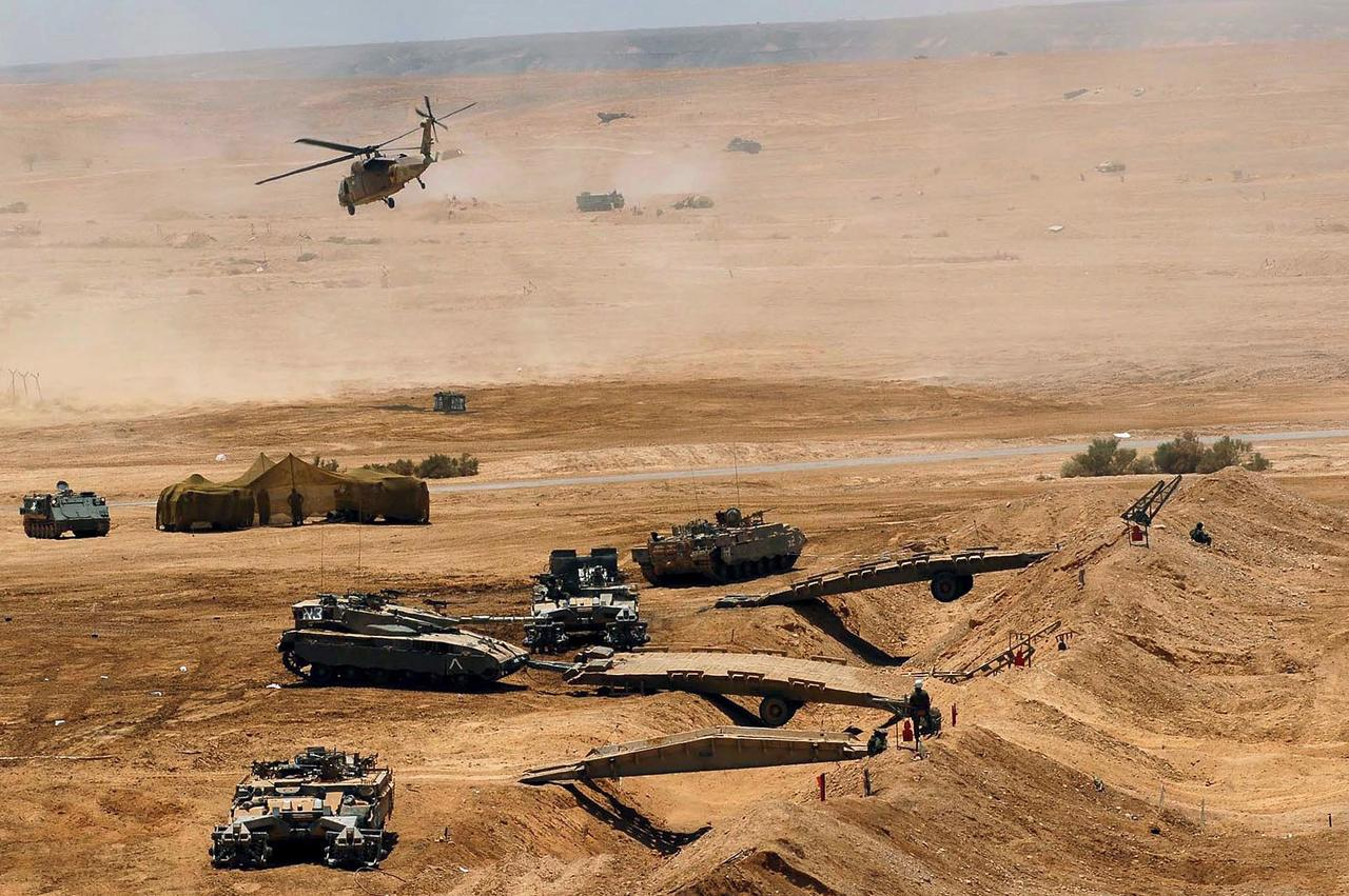 War Preparations: IDF To Hold Large-Scale Military Exercise Next Summer