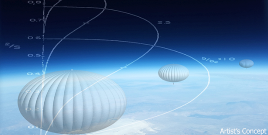 Mysterious Flying Objects Over Kansas Turn Out To Be Top-Secret DARPA Experiment