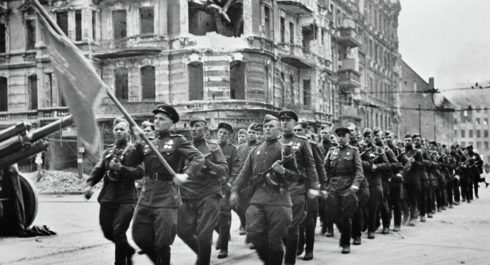 Red Army's Operation Bagration Not D-Day Landings Broke Back Of German Fascism During Summer Of 1944