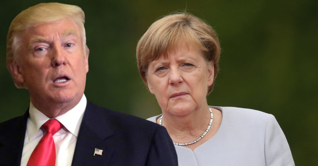 Germany vs. Iran – Has Germany Sold Out to the Devil?