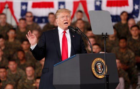 Childish Diplomacy: Donald Trump's New Play Against Iran