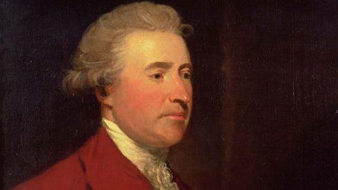 "Philip M. Giraldi: ""Edmund Burke Rides Again"""
