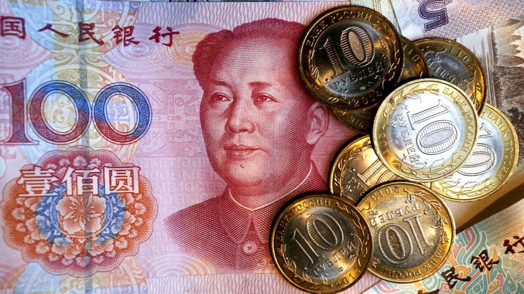 Russia And China Signed Framework For Settlements In National Currencies, Avoiding U.S. Dollar