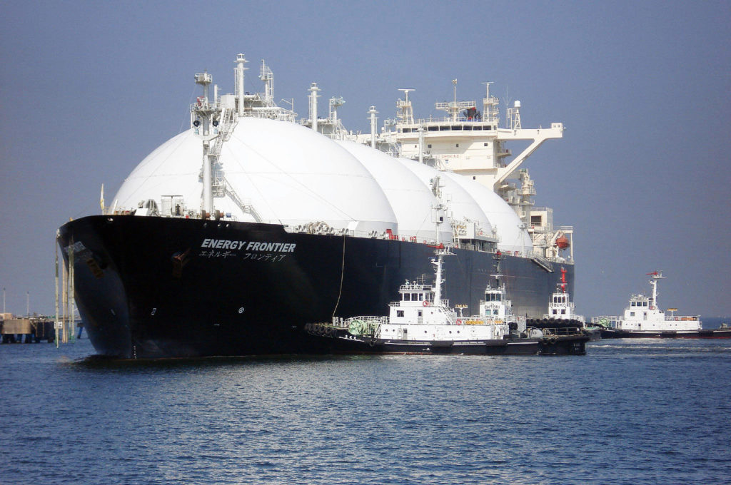 Latest Weapon of US Imperialism: Liquified Natural Gas