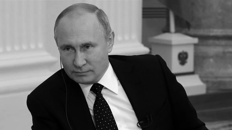 "Putin: ""The Liberal Idea Has Become Obsolete"""