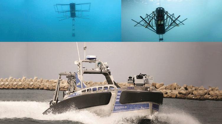 La marine israélienne déploie un drone pour chasser les sous-marins pendant les exercices de guerre
