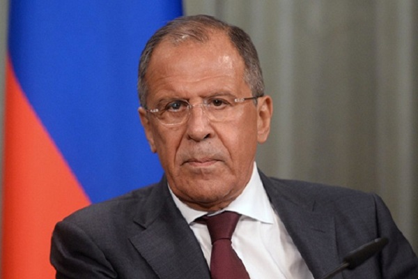 "Sergey Lavrov On ""False Interpretations"" Of World War 2 History"