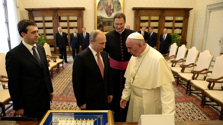 Orthodox Church Found Itself In Center Of Geopolitical Standoff In Eastern Europe