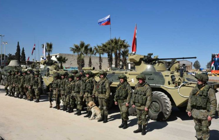 Russia's Middle East Brinkmanship vs. Acquiescence to Trump's Greater Israel Plan