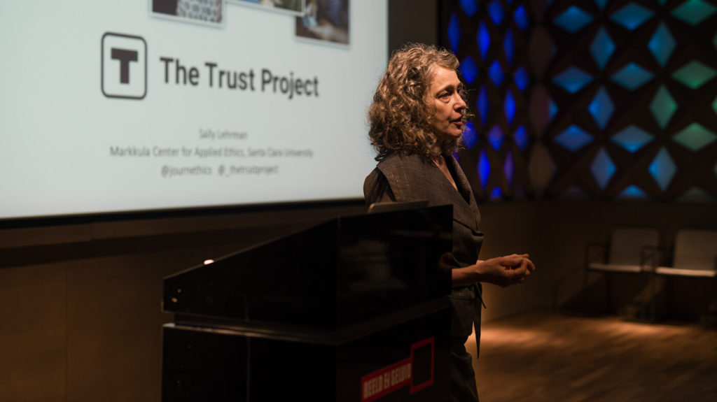 The Trust Project: Big Media and Silicon Valley's Weaponized Algorithms Silence Dissent