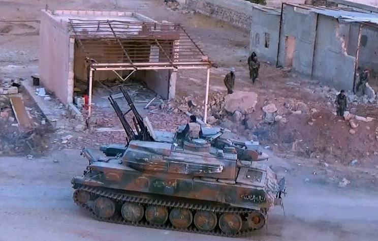 Syrian Army Repelled Attack By ISIS Cells East Of Palmyra