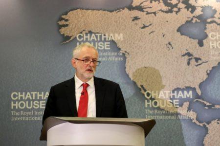 """C. J. Hopkins: """"The Hitlerization of Jeremy Corbyn (Among Others)"""""""