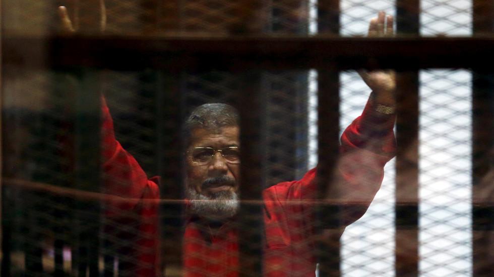 Former Egyptian President Mohamed Morsi Died In Court