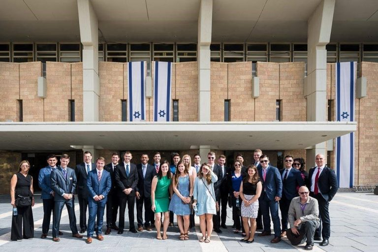 "Philip M. Giraldi: ""Recruiting American Spies for Israel"""