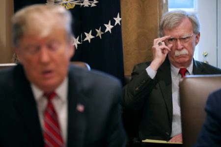 The Trump-Bolton Duo Is Just Like the Bush-Cheney Duo: Warmongers Using Lies to Start Illegal Wars