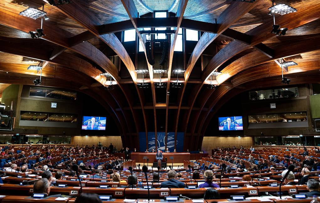 PACE To Restore Russia's Rights. Kiev Government Is In Hysteria