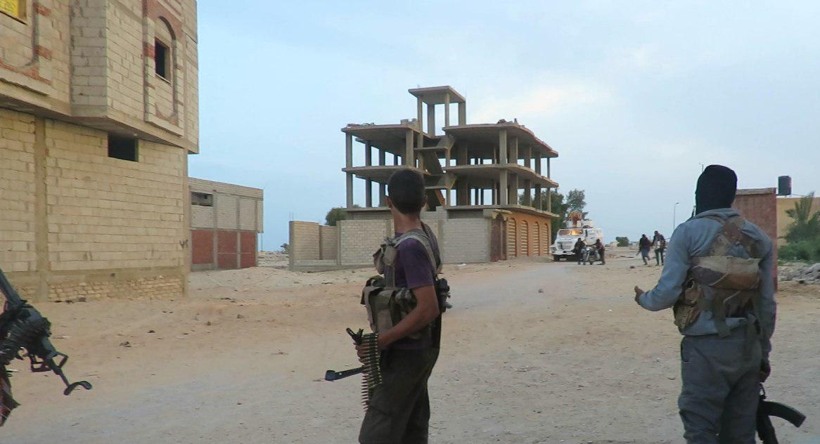 Six Security Personnel Killed In New Terrorist Attack In Sinai