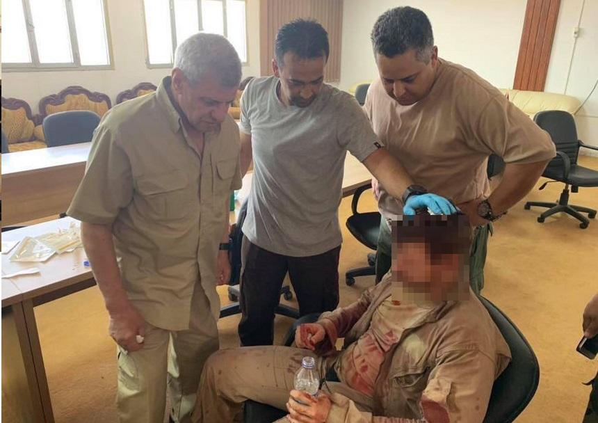 LNA Releases U.S. Mercenary Pilot Captured Last May