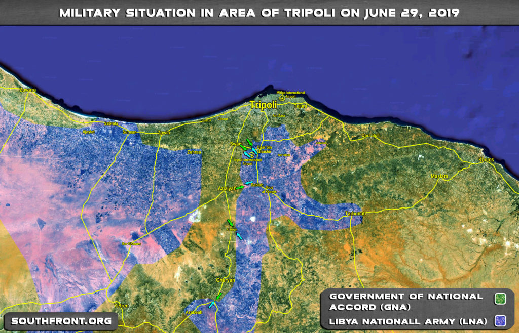 Haftar Forces Announce Flight Ban From Libya To Turkey, Threaten To Attack Turkish Military Presence
