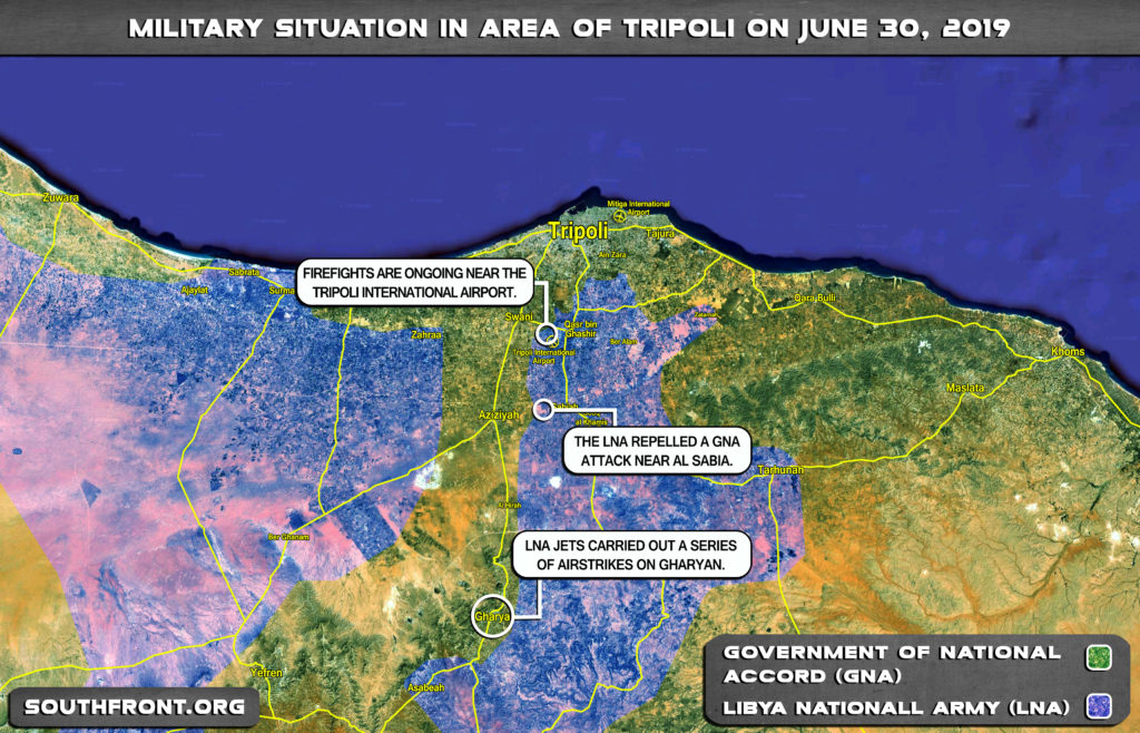 """Turkey Promises """"Heavy Response"""" To Any Attack By Libyan National Army"""