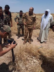 ISIS Cells Using Magnifying Lenses To Set Fire To Crops In Iraq (Photos)