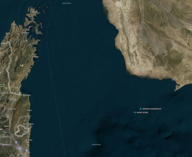 Mysterious Attacks On Oil Tankers Near Persian Gulf Continue (Photos)