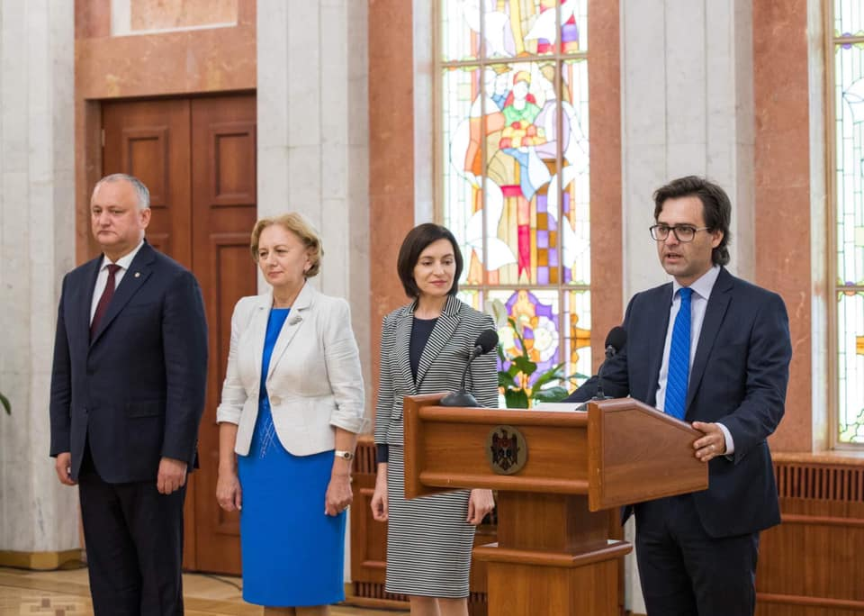 Dodon Annulled Parliament Dissolution Degree Signed By Prime Minister