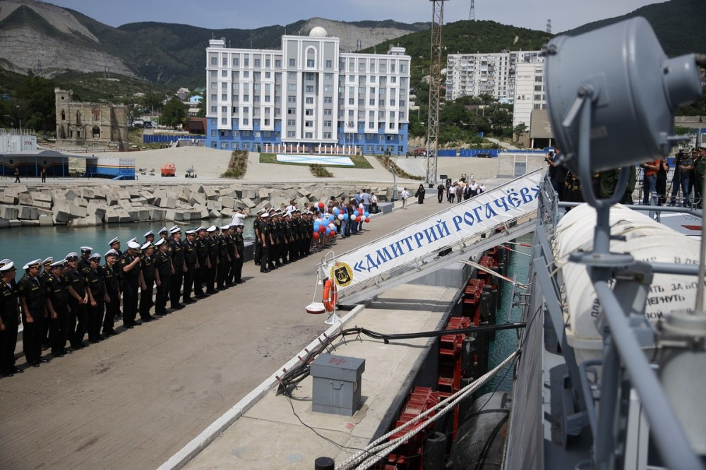 Russian Black Sea Fleet Receives New Patrol Ships To Reinforce Security Of Key Infrastructure