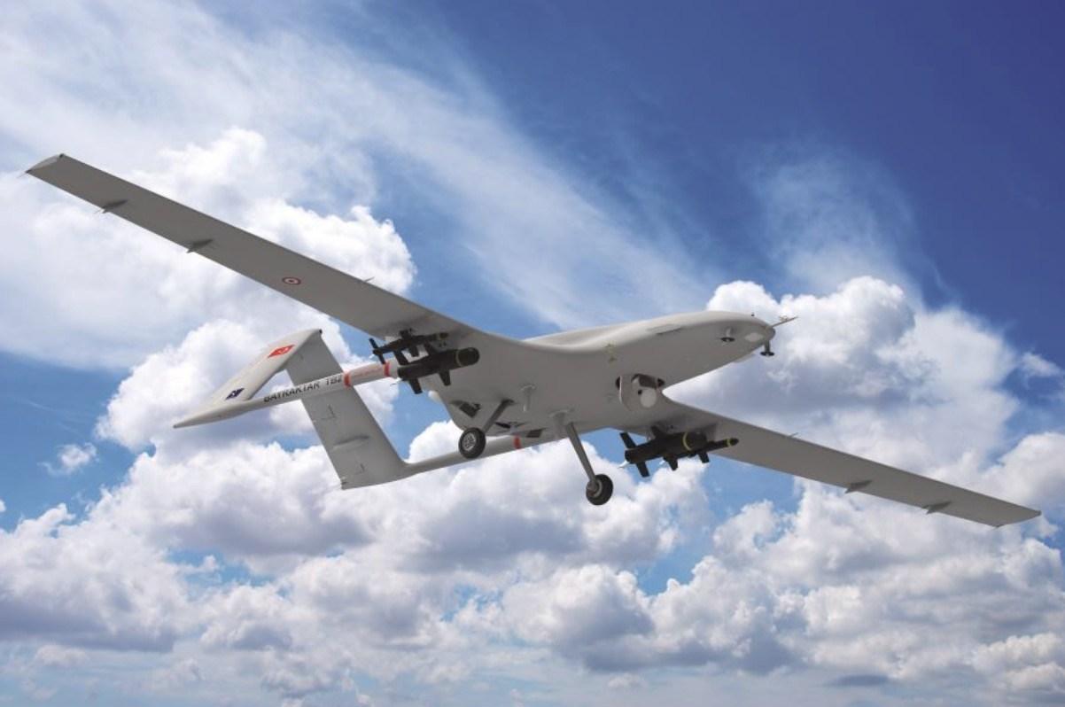 "Turkish Drones Begin Flying Over Northeastern Syria's ""Peace Corridor"""