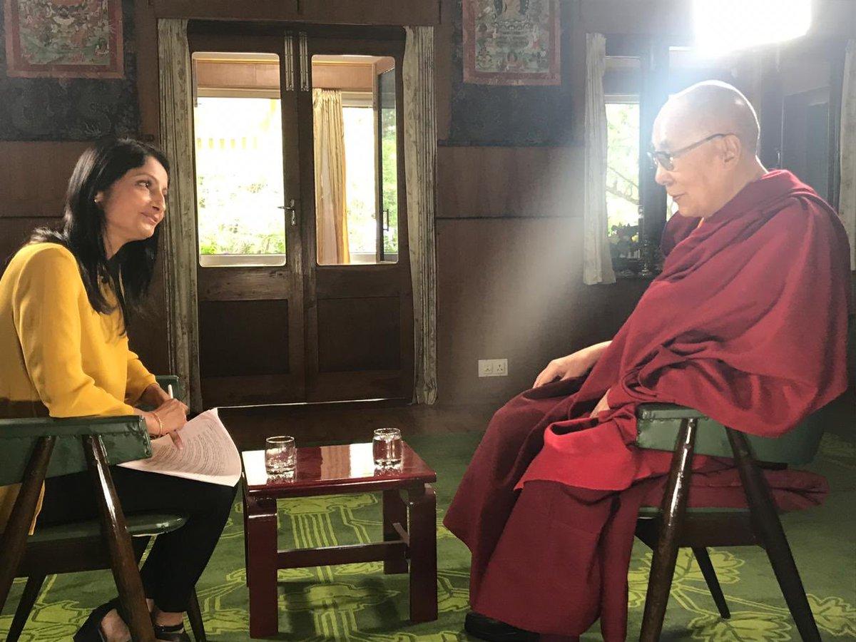 "Dalai Lama Says Trump Has ""No Moral Principle,"" Warns Europe From Accepting Large Numbers Of Migrants"