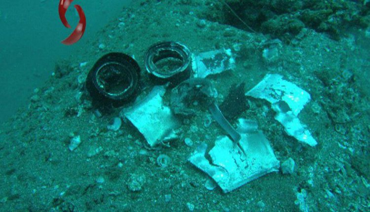 Sabotage Operation Targets Syrian Underwater Oil Pipes (Video, Photos)