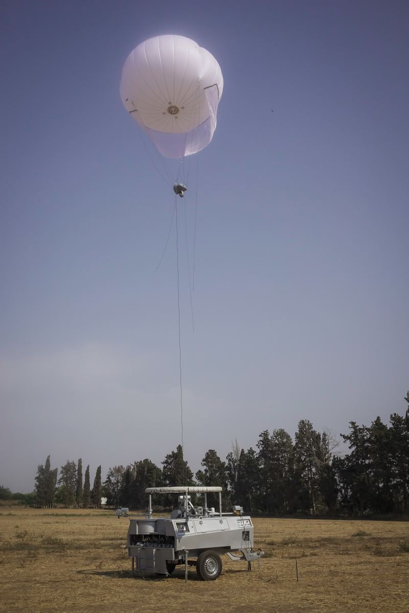Israel Used Balloons & Small Drones To Spy On Southern Syria In May: Report