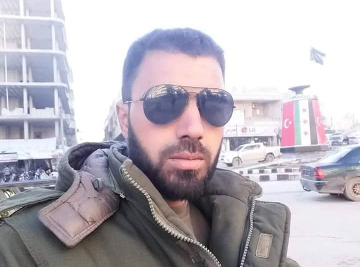 Prominent Commander Of National Front for Liberation Assassinated In Afrin