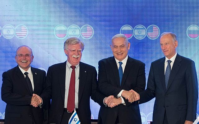 US And Israel Surprised That Russia Doesn't Jump On Iran-Blame Bandwagon After Trilateral Meeting