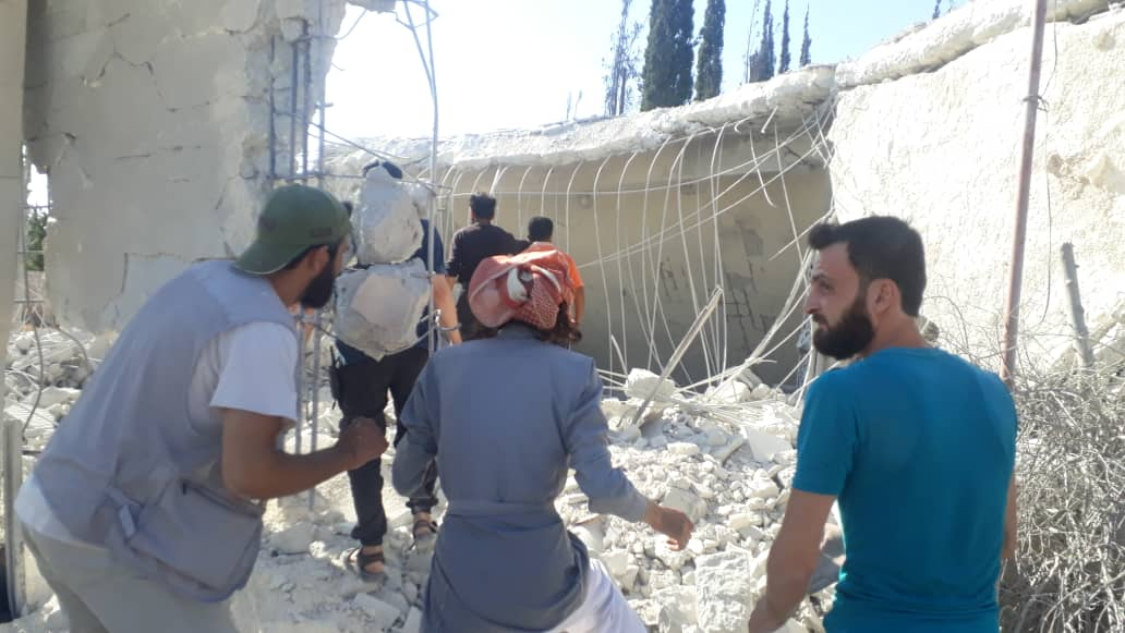 US-led Coalition Strikes Al-Qaeda Headquarters In Greater Idlib Killing Several Commanders – Reports