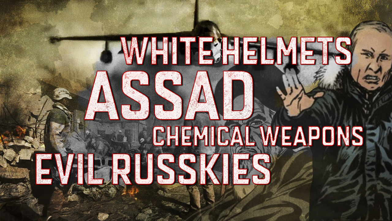 "Call of Duty: Modern Warfare - White Helmets, ""Bana al-Abed"" and Killing ""Evil Russians"""