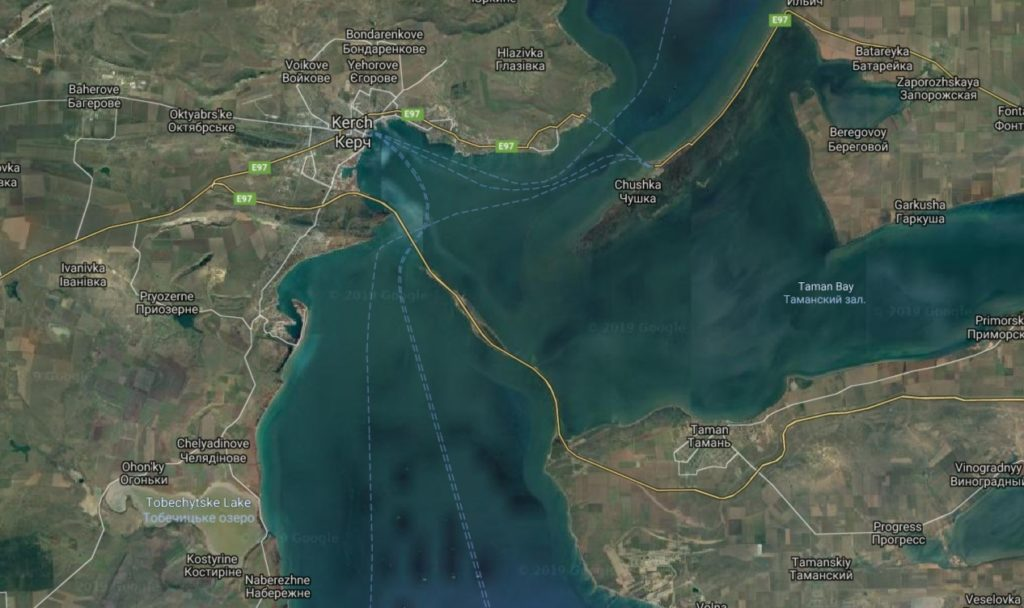 Blocking Crimea. A New Border-style Checkpoint at the Kerch Strait Bridge