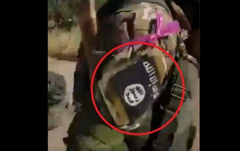 Idlib 'Moderate Rebels' With ISIS Patches Celebrate MANPAD Launch At Syrian Warplane (Video)