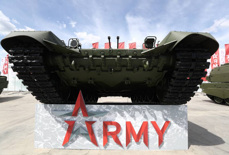 Russian Companies Present New Military Tech On First Day of Army-2019 Exhibition (Photos, Videos)