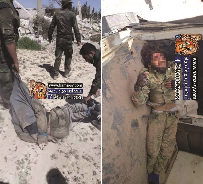 Syrian Army Repels HTS-led Attack, Recaptures Village And Kills Many Terrorists (Photos, Map)