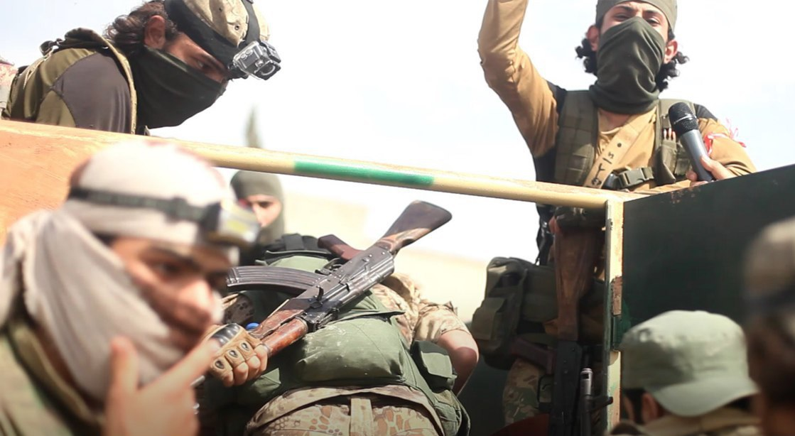 Hay'at Tahrir Al-Sham And Its Allies Develop Their Attack In Northern Hama