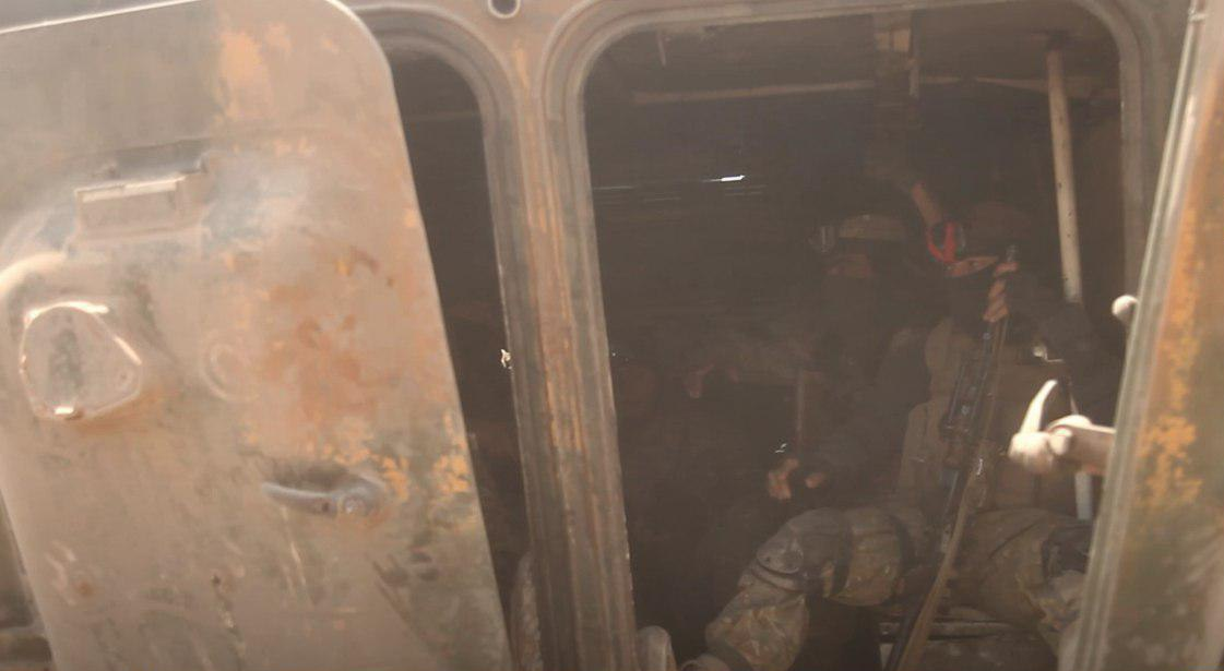 More Than 100 Militants Were Killed In Clashes In Northern Hama